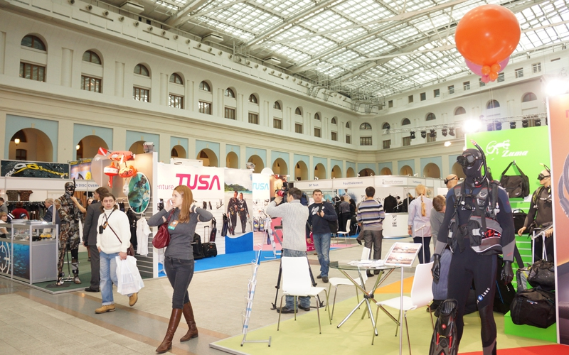 Прошедшие выставки в москве